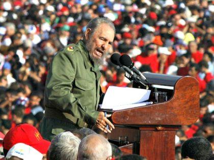 Fidel Towering Figure AP