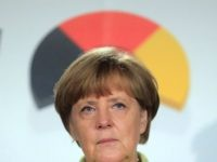 Germany's Merkel Hits Back After Trump Predicts Shrinking European Union