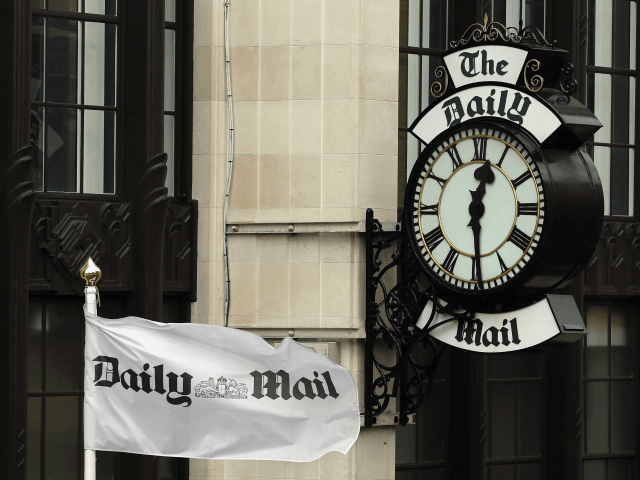 Daily Mail Offices Eva...