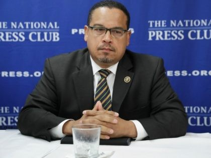Ellison: We Enforce COVID Restrictions Fairly, 'Just Got Overwhelmed' During Height of Protests