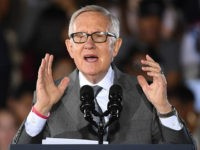 Harry Reid: Trump 'Not as Bad as I Thought He Would Be'