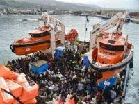 migrant boats italy