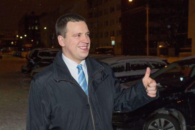 ESTONIA-POLITICS-COALITION