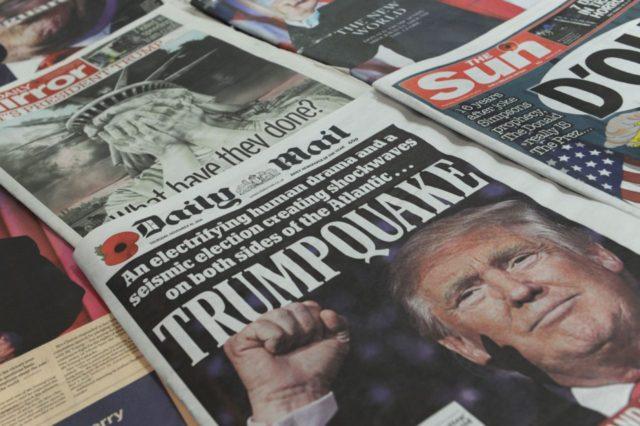 BRITAIN-US-VOTE-MEDIA