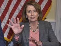 Nancy Pelosi: Trump Told People to 'Swallow Clorox'