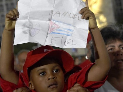 People participate in a massive rally at Revolution Square in Havana in honor of late leader Fidel Castro. Castro -- who ruled from 1959 until an illness forced him to hand power to his brother Raul in 2006 -- died Friday at age 90. The cause of death has not …