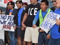 ICE Protest in Houston