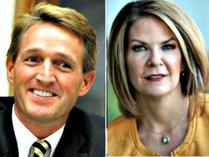 Jeff-Flake-and Kelli Ward
