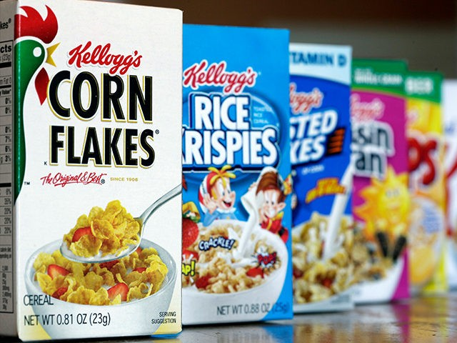 Report: Kellogg's Spent Millions to Fund Research Undermining Warnings About Sugar in Cereals
