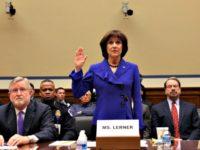 Lois Lerner IRS Scandal