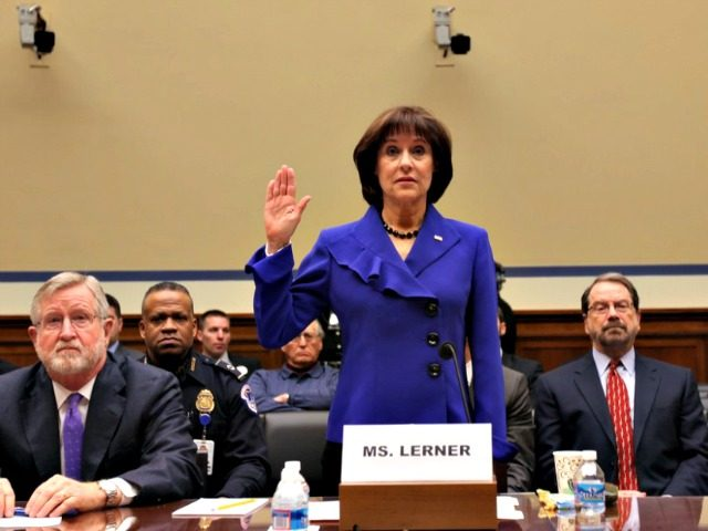 Justice Department Refuses to Prosecute Lois Lerner
