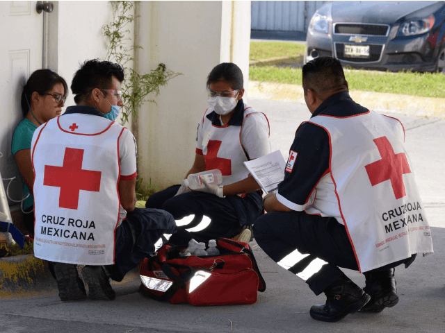 Matamoros Red Cross