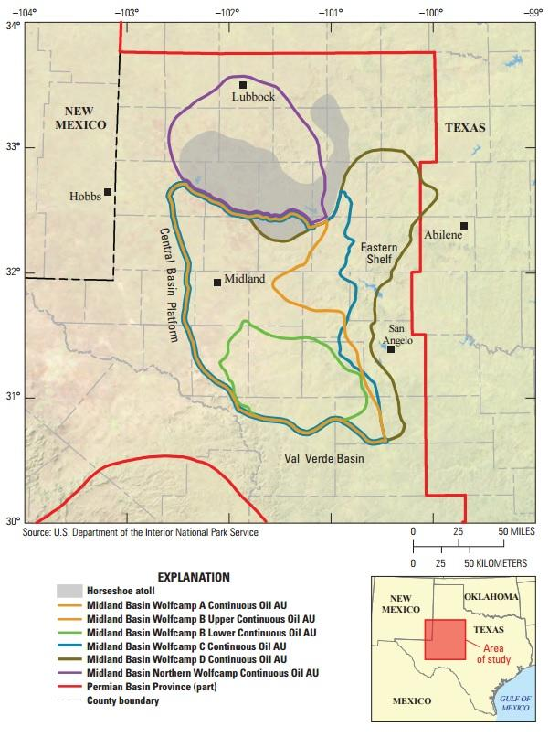 Feds Call West Texas Deposit 'Largest' in History thumbnail