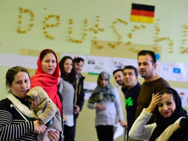 Migrants Germany
