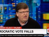Michael Moore: Dems In Congress 'Represent the Majority,' Their Responsibility to 'Obstruct' Trump