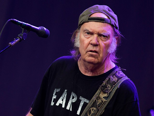 Neil Young Goes After the NRA in Political Video for 'Ohio'
