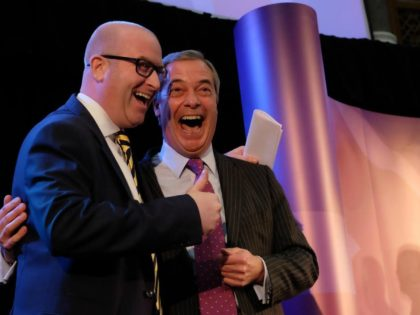 Nigel farage Paul Nuttall