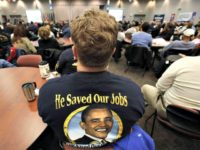 Obama Saved Our Jobs TShirt