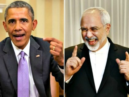 Obama, Zarif, Iran Deal