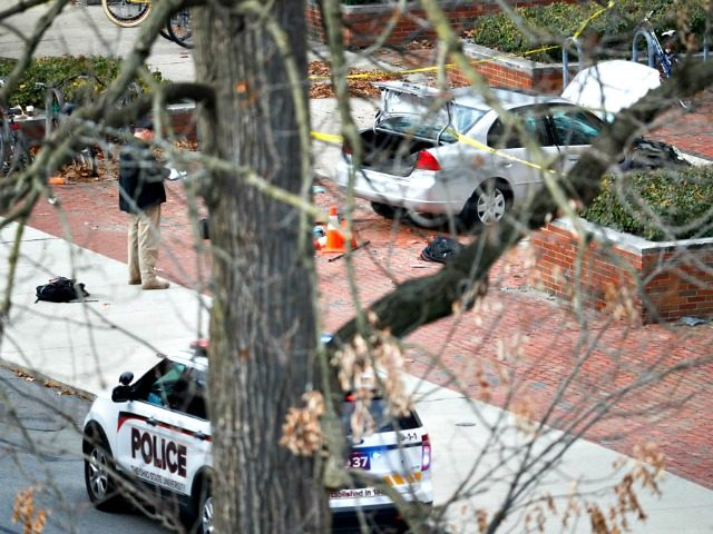 OhioStateActiveShooter AP PhotoJohn Minchillo