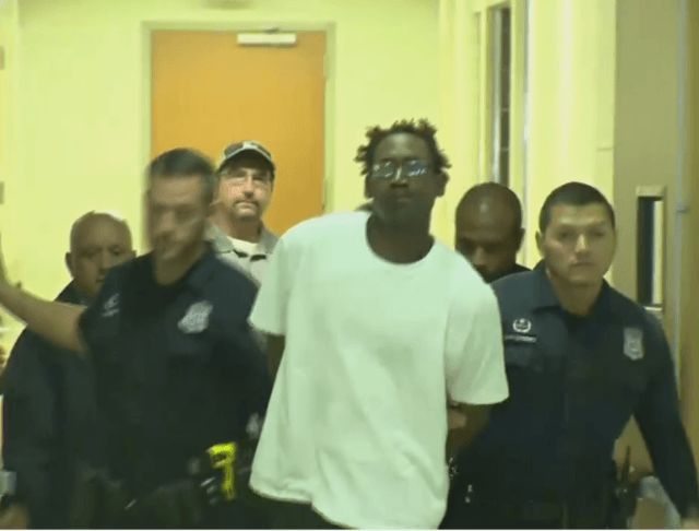 Otis Tyrone McKane in Custody