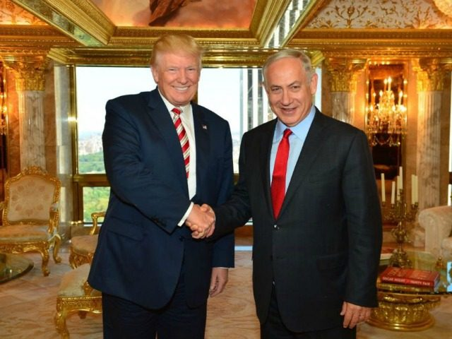 Netanyahu congratulates Trump, calls him 'true friend' of Israel