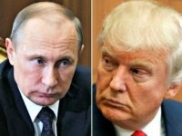 White House Suggests Vladimir Putin Getting Talking Points from Donald Trump