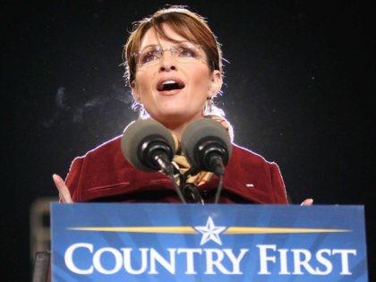 Sarah Palin 2008 (Associated Press)
