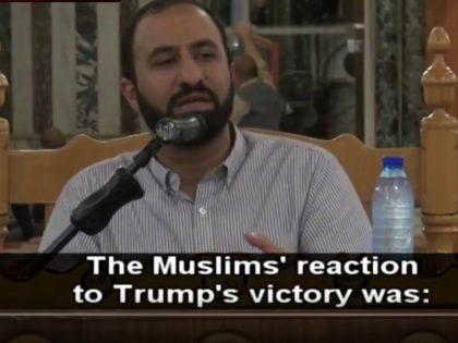 Sermon Pakistani nukes to destroy Israel Photo: MEMRI screengrab
