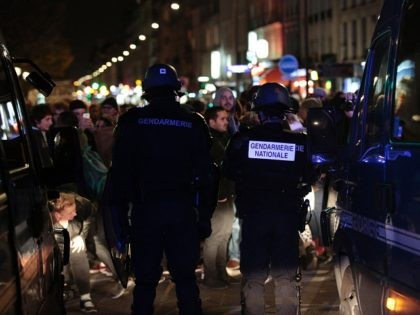 Paris Streets Turned into WARZONE by Violent Migrants