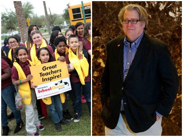 Steve-Bannon-School-Choice-AP-Flickr