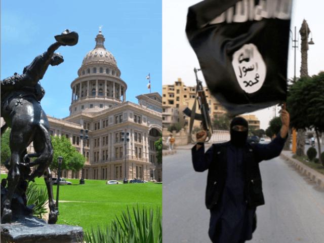 Terror threat against Texas
