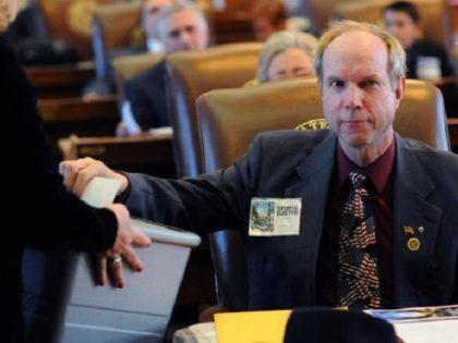 Texas Elector Steve Jessup