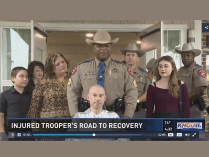 Trooper Blackburn Homecoming
