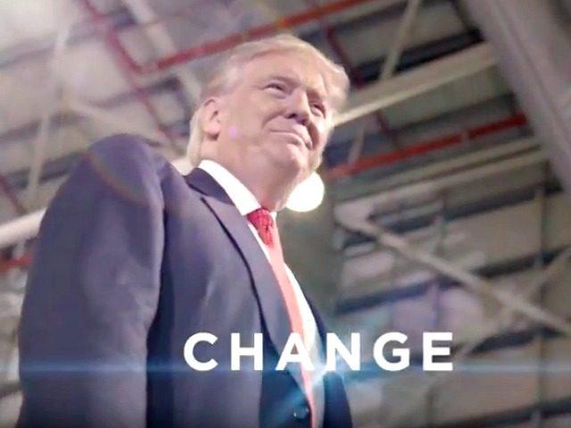 Trump Ad %22Change%22