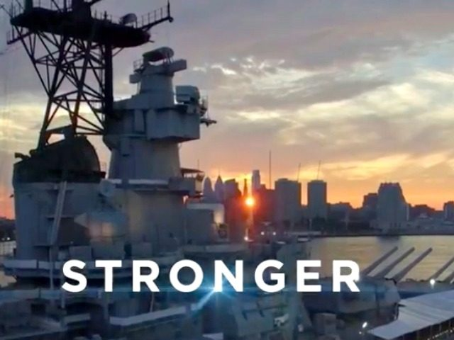 Trump Ad Stronger