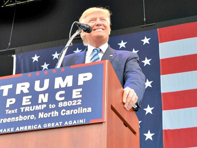 Trump N. Carolina Getty