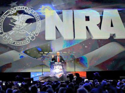Trump NRA AP