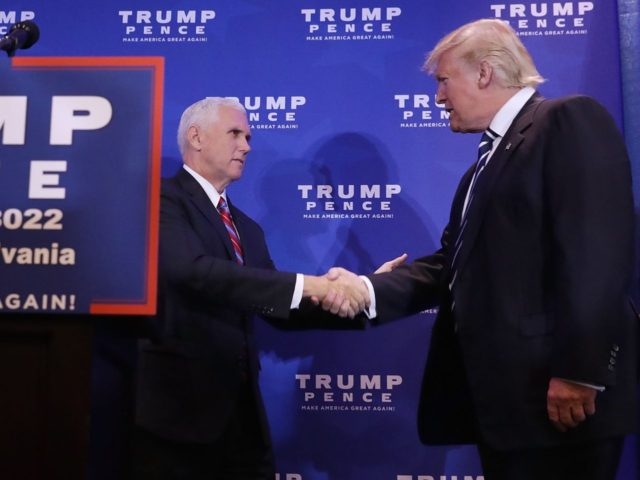 At Valley Forge, Donald Trump & Mike Pence Talk Replacing Obamacare