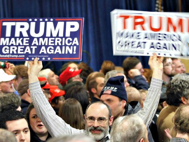 Trump Supporter AP