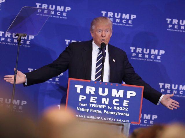Trump Valley Forge (Chip Somodevilla / Getty)