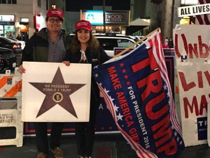 Trump fans Hollywood star (_Women4Trump / Twitter)