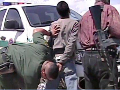 US Border Patrol Stop