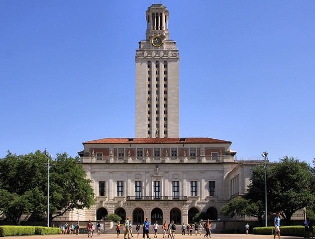 a conservative website called out four professors at the university of texas at austin on a watchlist that seeks to expose and document college professors