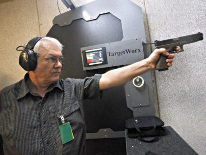gun owner target practice AP