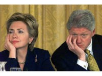 WaPo Contributor Wants Us to Stop Talking About the Clintons