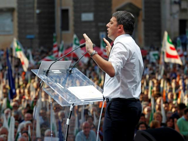 (Reuters) - Italian Prime Minister Matteo Renzi said on Thursday …