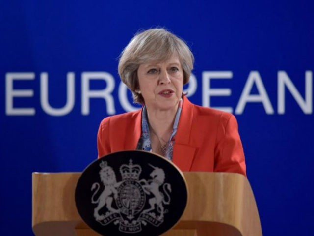 (Reuters) - Prime Minister Theresa May should accept that triggering …
