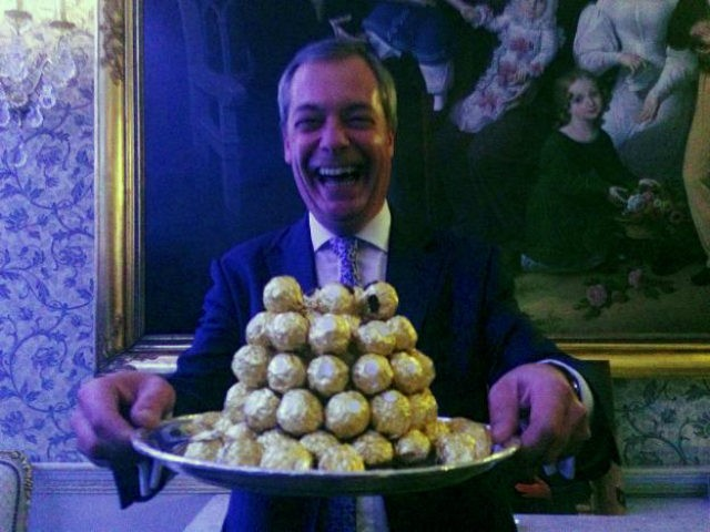 UKIP's interim leader Nigel Farage has hailed 2016 as the …