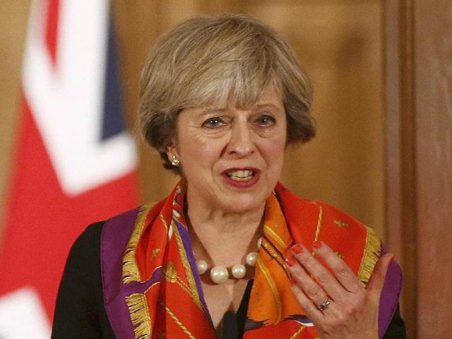 (AFP) - Prime Minister Theresa May hit back Wednesday at …